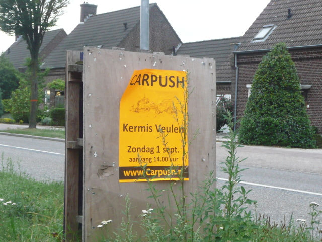 Carpush veulen home - Versier een entree ...